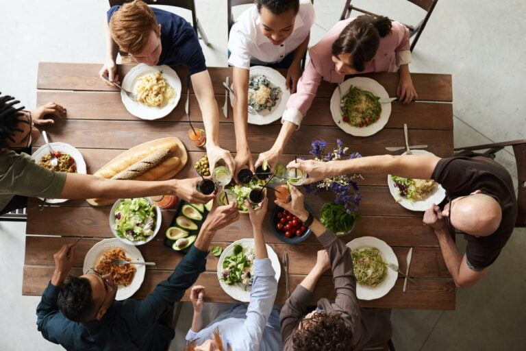 Comment satisfaire tous les estomacs avec un seul repas?